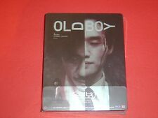 Oldboy with Old Days Blu-Ray 1/4 Slip Steelbook Plain Archive Excl. #0595/1000