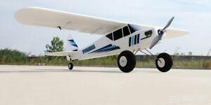 Dynam Primo EPO 1450mm PNP Kein Funcub Trainer Tundra Bush Plane Big Wheel NEU