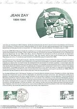 DOCUMENT PHILATÉLIQUE - YT 2329 - 1er JOUR 1984