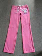 Abercrombie&Fitch tracsuit bottoms size M (12) pink