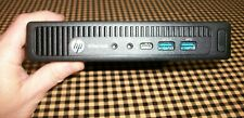 Ordenador sobremesa HP Elitedesk 800 G2 Mini 35w