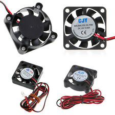 24V 40mm DC Brushless 3D Printer Cooling Fan 4010S 40x40x10mm CPU GPU Extruder