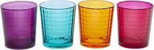 CIRCLEWARE WINDOW PANE 13 OZ DOUBLE OLD FASHIONED GLASS