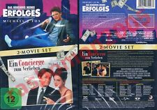 DVD R2 FOR LOVE OR MONEY & THE SECRET OF MY SUCCESS Michael J Fox Region 2 NEW
