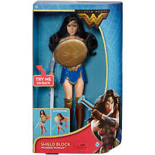 "DC Comics Wonder Woman Shield Block Doll   1/6 Action  figure 12"" NEW!"