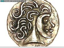 BRITAIN BRITISH CELTIC GAUL PARISII APOLLO HORSE GOLD STATER ARTISTIC COIN ART