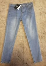 boohooMAN Skinny Jean's 34S New With Tags