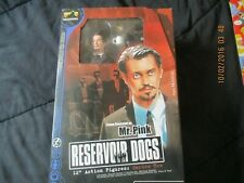 "New listing reservoir dogs 12"" mr pink action figure palisades steve buscemi 2001"