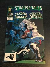 Strange Tales#16 Incredible Condition 9.2(1988) Cloak And Dagger,Cool!!