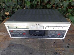 Revox B 215 Cassette Tape Deck