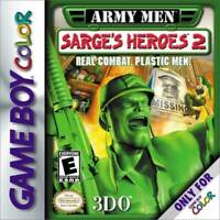 Army Men Sarge's Heroes 2 - Game Boy Color