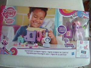 Mon Petit Pony Train Express OF THE Friendship With Princess Twilight Sparkle