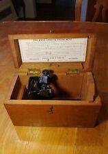 John E. Hand & Sons Azimuth Instrument Antique Maritime Philadelphia