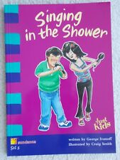 Sing in the Shower Just Kids Set 5 Ivanoff Smith New