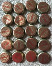 20 Desperados Bottle Tops Crown Cap.