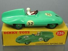 VINTAGE DINKY TOYS MODEL No.236    CONNAUGHT RACING CAR    MIB