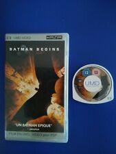 BATMAN BEGINS * UMD PSP