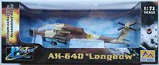 Easy Model - AH-64D Longbow Helicopter / Hubschrauber Israel Air Force 1:72 Neu