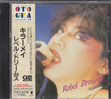 KILLER MAY - rebel dreams CD japan edition