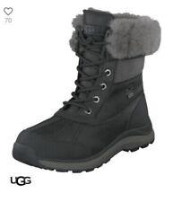 Ugg ADIRONDACK III WATERPROOF SNOW BOOT leather uk woman ladies boots size 6 39