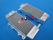 For YAMAHA YZF250 YZ250F WR250F 2001 2002 2003 2004 2005 Aluminum Radiator