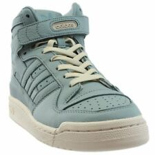 new styles 4e55a 5efcd adidas Forum Mid Refined Sneakers Blue - Mens - Size 8 D