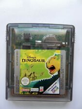 ★ DINOSAUR  walt disney ★ - jeu console  Nintendo Game Boy Color n°19
