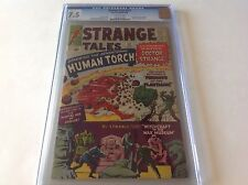 STRANGE TALES 121 CGC 7.5 OFF WHITE PAGES HUMAN TORCH DOCTOR STRANGE 1964 MARVEL
