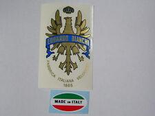 stickers adesivi per bici da corsa bianchi vintage + made italy