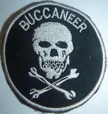 Patch - BUCCANEERS - 170th Assault Helicopter - SKULL n BONES - Vietnam War - L