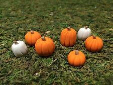 20 miniature handmade pumpkins fall wedding favor halloween fall party decor