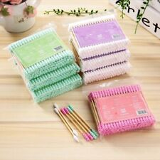 Double Head Cotton Swab Women Makeup Cotton Buds Tip Health Care Tools Accessory