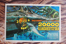 2001 Leagues under the Sea Lobby Card Movie Poster #1