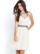 Lipsy Sleeveless Women's Round Neck Dresses