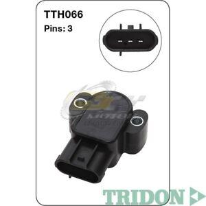 TRIDON TPS SENSORS FOR Mazda Tribute CU-6Z 01/08-3.0L (AJ) DOHC 24V Petrol
