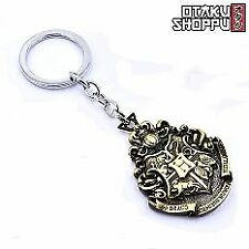 Harry Potter Four Houses Keychain (Gold) ?