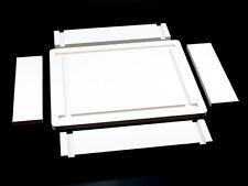 Giessform Rahmen Formkasten Gussform innen 120x100x27mm steckbar -sauberer Guss