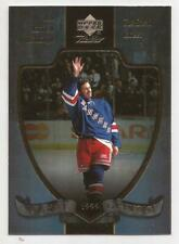1999-00 Upper Deck McDonalds Retro The Great Career Wayne Gretzky #5