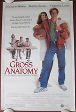 GROSS ANATOMY ~ Original (1989) 27x40 Movie Poster ~ ROLLED MINT CONDITION!