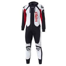 Combinaisons de motocyclette noirs textiles taille XXL