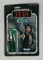 Star Wars ROTJ Han Solo 1983 action figure