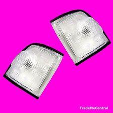 Holden Rodeo Isuzu TF Ute Clear Corner Indicator Park Light Lamp Right Left Side