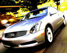 2003 INFINITI G35 COUPE FACTORY BROCHURE- INFINITI G35 COUPE