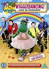 Wiggles - Wiggle Dancing - Live In Concert (DVD, 2007)