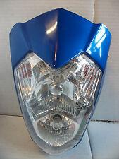 Universal Motorcycle Headlight Streetfighter Enduro Alien Gsx Zxr Er Cbr Cb Yzf