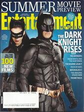 Dark Knight Rises Entertainment Weekly Apr 2012 Bale Hathaway Avengers Bourne