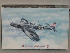 Classic Airframes 1/48 Scale German Heinkel He 112 Fighter