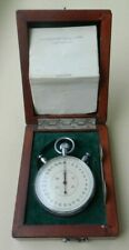 1987 Stopwatch Chronometer Slava in original box Ussr Vintage 20jewels