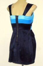 V-Neck Short Dresses for Women with Blouson