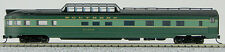 N Budd Passenger Dome Observation Car Southern Railway (2-Tone Green) (1-041390)